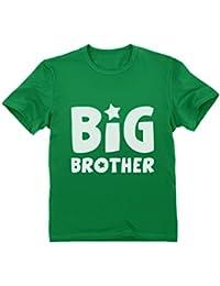 Camiseta para niños - Big Brother cumpleaños para Hermano Mayor