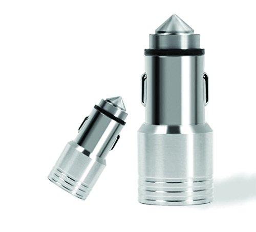 Neue Hammer Design Dual USB Rapid Ladekabel Adapter 2Port 2A/1A für iPhones, Samsung Handys & HTC, Sony.