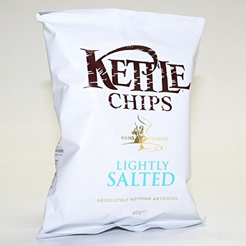 Kettle Chips | Lightly Salted | 10 x 40g