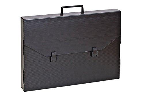Caracteres maletín/transporte cartón DIN A2–artdee®