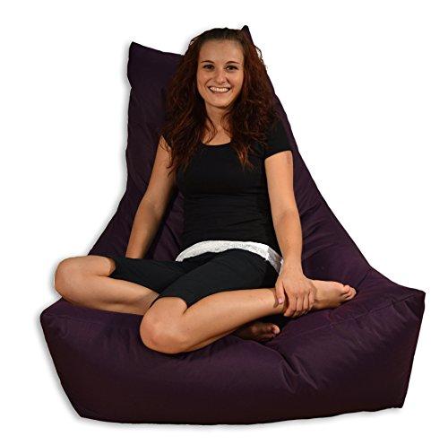 Mesana XXL Lounge-Sessel – Sitzsack für Outdoor & Indoor – viele verschiedene Farben - 3