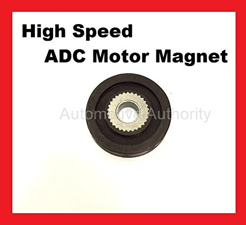 Automotive Authority LLC® Club Auto IQ High Speed Motor Magnet | DS/Präzedenzfall 48V Elektro Golf Cart Sensor-ADC Motor