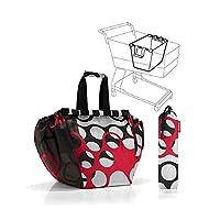 Reisenthel UJ7025 Easy Shopping Bag for supermarket trolleys - rings