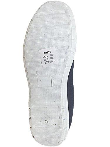 Foster Footwear ,  Damen Unisex Erwachsene Mädchen Herren Jungen Sneaker Low-Tops Navy