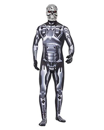 Terminator Herrenkostüm Endoskeleton M