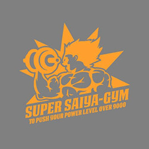 TEXLAB - DBZ: Super Saiya Gym - Langarm T-Shirt Rot