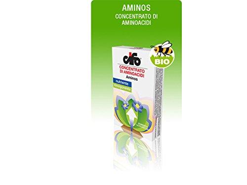 Cifo Aminos Concentrato Di Aminoacidi Bio Confezione Da 3 Fiale Da 5Ml