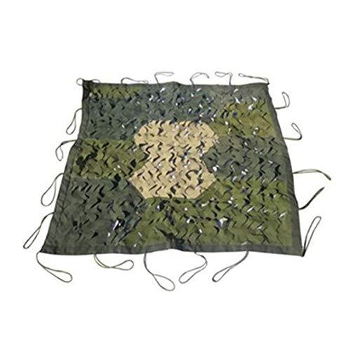 XIAOXIAO Sonnenschutznetz Flammhemmender Dschungel Tarnnetz Verschlüsselt Tarnnetzwerk Versteckt Autotarnung Camping Schatten Themendekoration Shooter Requisiten Fotohintergrund Usw. (Size : 3x10m)