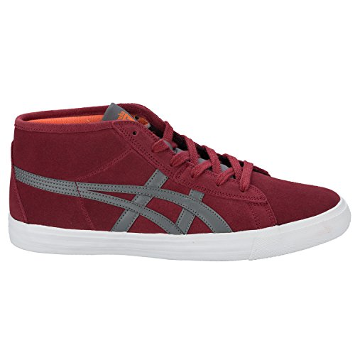 Onitsuka Tiger Fader Sneakers Burgundy / Grey red