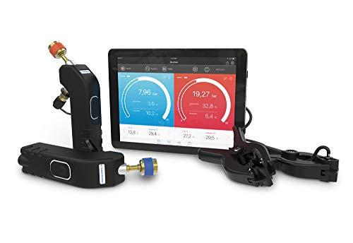 Sauermann Digitale Monteurhilfe SI-RM3, mit Doppelventil + Bluetooth, NEU -