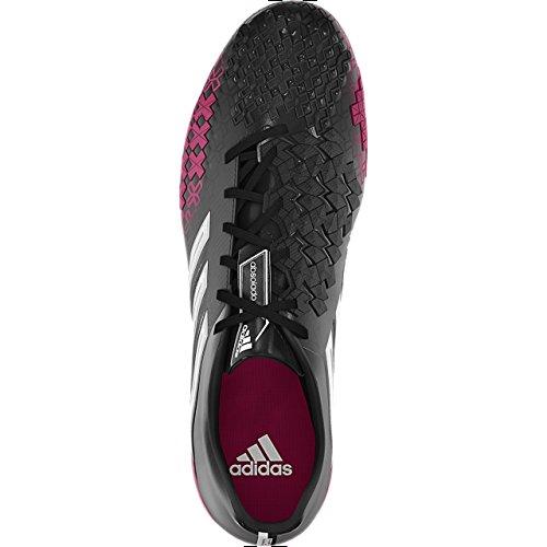 Adidas Predator Absolado LZ TRX FG Fussballschuhe black-running white-vivid berry - 42 Schwarz (Black/Vivid Berry/Running White)