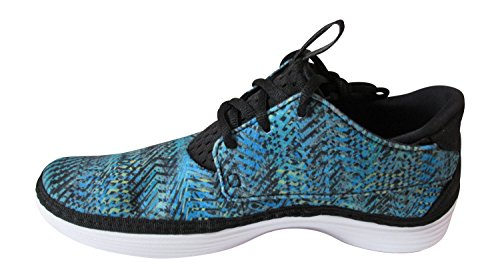 Solarsoft Mokassin Qs Trainer Männer 04356 Turnschuhe photo blue black gold 407