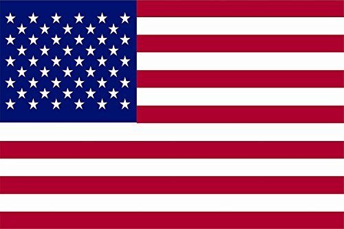 U24 Aufkleber USA Flagge Fahne 8 x 5 cm Autoaufkleber Sticker