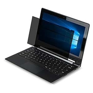 """Targus Privacy Screen 14.1"""" Widescreen Filtre de confidentialité pour ordinateur portable noir, transparent"""