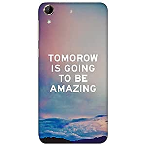 Mobo Monkey Designer Printed Back Case Cover for HTC Desire 728 Dual Sim :: HTC Desire 728G Dual Sim (Slogan :: Motivational :: Message :: Text :: Scenery)
