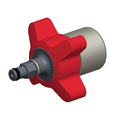 Sram Tool Bleeding Edge (Works with Avid PRO Bleed Kits) -S4 Caliper, Guide Ultimate, 00.5318.015.001 Werkzeug, rot, One Size Adapter-kit