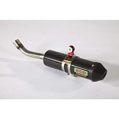 BUD RACING Silencieux Carbone TM 125 MX en 08-14