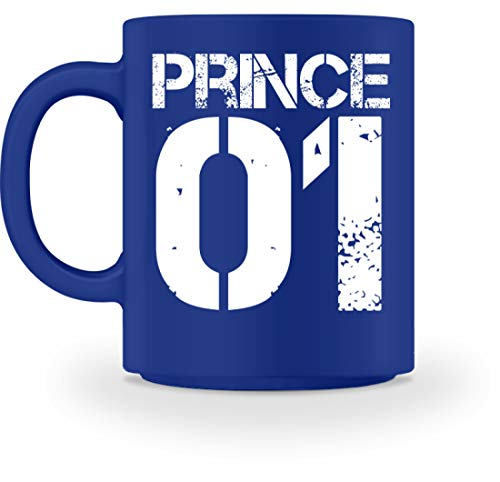 Prince 01 Kaffeetasse Für Den Sohn Familie Partnerlook - Tasse -M-Royal (Baby Royal King Kostüm)