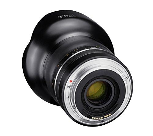 Samyang Premium 14mm F2.4 XP MF–Objektiv für Canon EF - 6