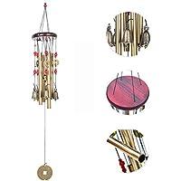 Wind Chime Windspiel Klangspiel Glockenspiel Windglocke Haus Dekor 30cm*4cm