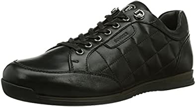 Bogner MUNICH 14 A, Herren Sneakers, Schwarz (01 black), 46 EU (11 Herren UK)
