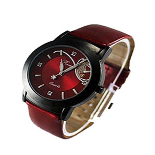 Preisvergleich Produktbild Internet Arbeiten Sie Frauen Luxus Diamant Hübscher Quarz Armbanduhr