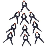 10pcs 2 pouces Pinces Clips Universels pour Studio Papier Toile Mousseline Toile de Fond