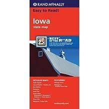 Iowa (Rand McNally Easy to Read!)