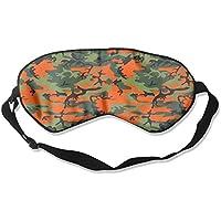 Orange Camo Camouflage Art Sleep Eyes Masks - Comfortable Sleeping Mask Eye Cover For Travelling Night Noon Nap... preisvergleich bei billige-tabletten.eu
