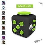 Tepoinn Fidget Cube Toy Anxiety Attention Stress Relief Stock Stuffer Soulage le stress pour les enfants et les adultes