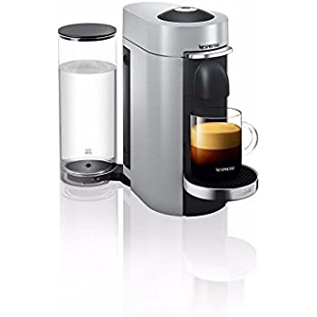 vertuo plus nespresso coffee maker by magimax silver kitchen home. Black Bedroom Furniture Sets. Home Design Ideas