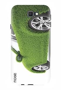 Noise Designer Printed Case / Cover for Samsung Galaxy J7 Prime / Automobiles / Go green Design
