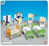PLAYMOBIL 7921 - Einrichtung für Krankenhaus (4404) in Folienverpackung