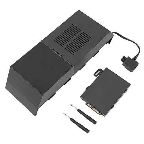 MeiLiio Externe Festplatte für PlayStation 4, 8,9 cm (3,5 Zoll), Schwarz Schwarz 01