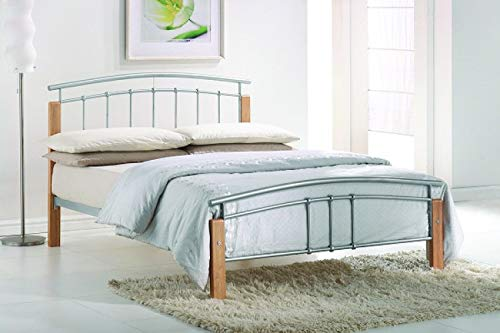 Limitless Home Tetras Double 4FT6 Metal Bed frame