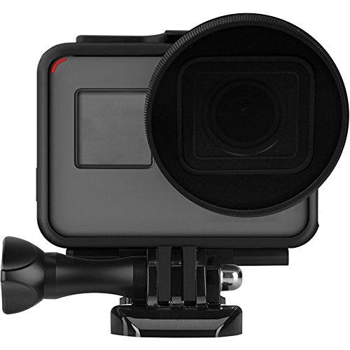SANDMARC Aerial Polarisator (PL) Filter für GoPro Hero 7, 6, Hero 5 und Karma