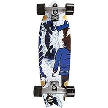 Ride 858deportes Ezy Cruiser Surf para tabla de skate como usted es un Surf Pro (pirata)