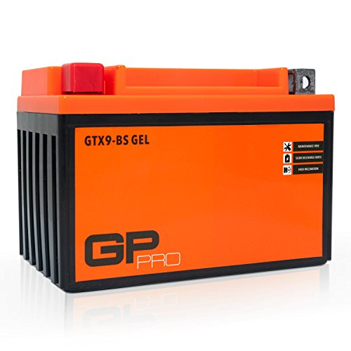 GP-Pro GP-017 ytx9-bs motorcycle-battery