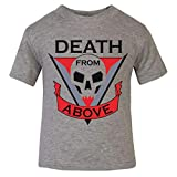 Death from Above Starship Troopers Baby and Toddler Short Sleeve T-Shirt