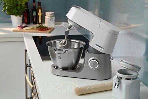 kvc kenwood küchenmaschine chef t sense 5010