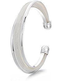 VIKI LYNN - Bracelet Femme en Argent 925 Plaqué - Bijoux Pas Cher - Vente  Seule 1220555c9a5a