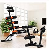 Jukkre 6 Pack Abs Exerciser With Cycle Machine with 22 Different Modes for Exercise and Fitness-Abs Exerciser-Body Toner-Fat