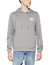 Jack & Jones Men's Jorgalions Sweat Hood Hoodie