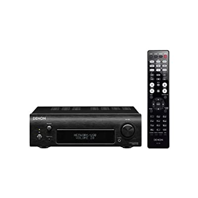Denon DRA-F109 Sintoamplificatore, Nero prezzo scontato da Polaris Audio Hi Fi