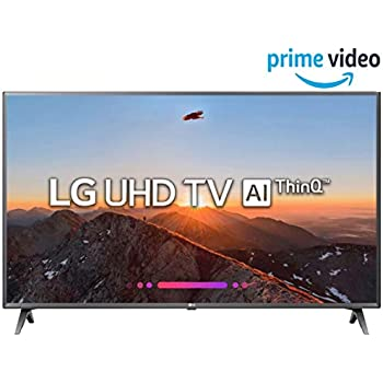 LG 123 cm 4K UHD LED Smart TV 49UK6360PTE: Amazon in