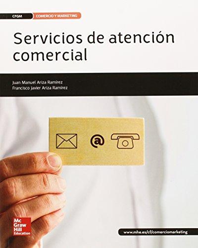 LA - SERVICIOS DE ATENCION COMERCIAL. por Javier Ariza