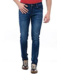 Monte Carlo Mens Straight Fit Jeans (2180870091DN-2-32_Light Blue)