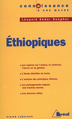 Ethiopiques - senghor