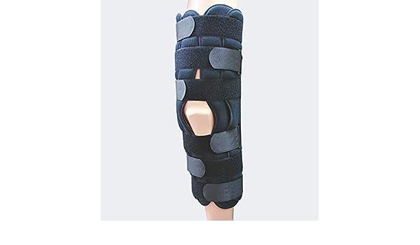 Medium NIPPER TKN 1201 immobilizzatore di ginocchio a tre pannelli