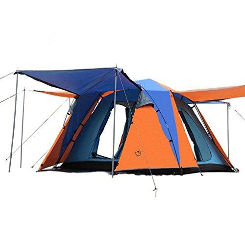 DD Viele Leute, Die Viertürige Außenzelte Campen , , 3-4,, 3-4 3x3 Wachsen Zelt Komplett